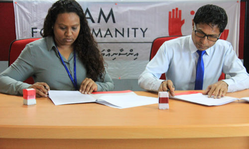 MRC signs a 2 year partnership agreement with island Aviation