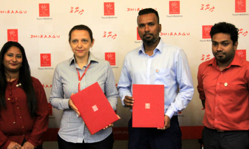 Dhiraagu becomes a corporate member of MRC